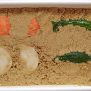 野菜を漬けたぬか床